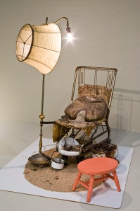 Ed Kienholz, The Illegal Operation, 1962