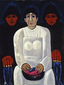 Marsden Hartley, The Lost Felice, c. 1939, Mr. and Mrs. William Preston Harrison Collection