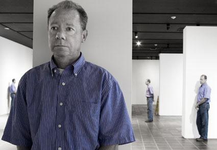 Self Portrait, Peter Brenner