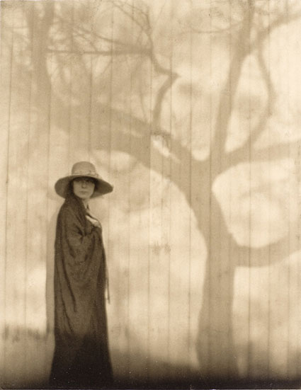 "Edward Weston, ""Prologue to a Sad Spring (Margrethe Mather),"" 1920, the Marjorie and Leonard Vernon Collection, gift of the Annenberg Foundation and Carol Vernon and Robert Turbin"