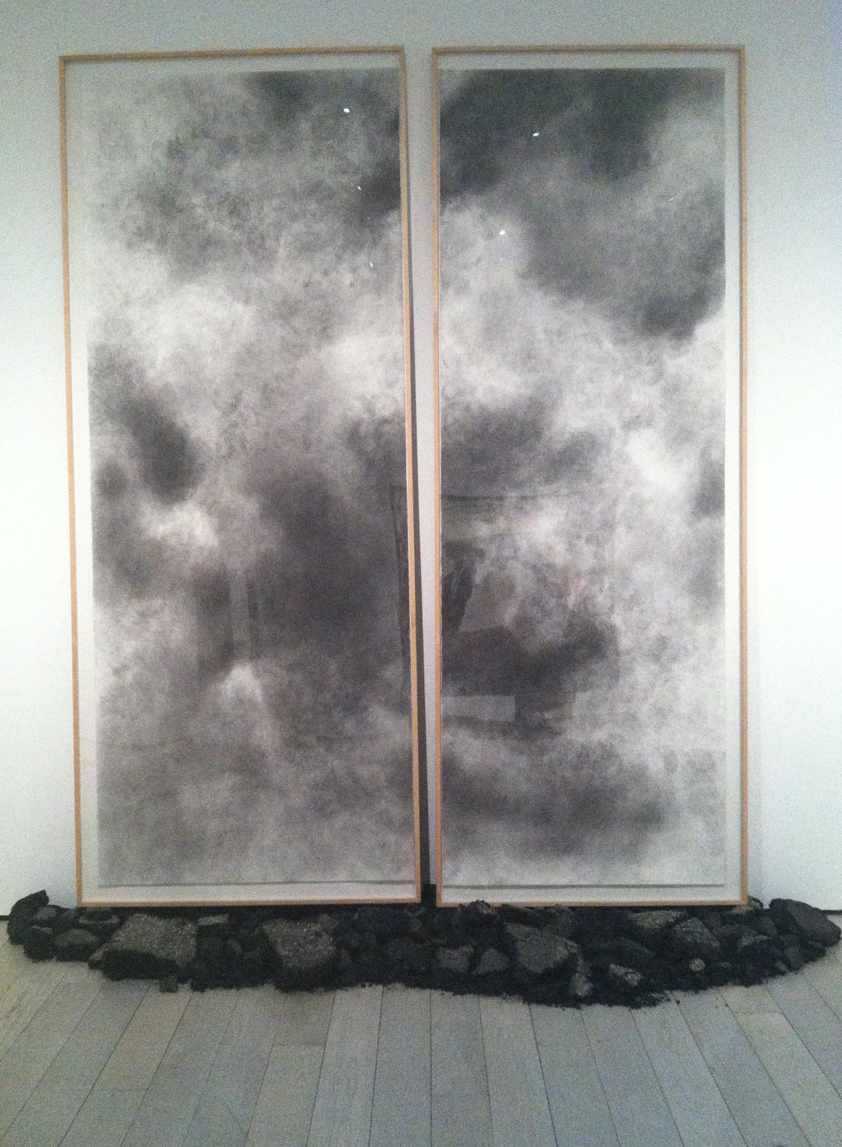 Recent Works By David Hammons At Lacma Unframed