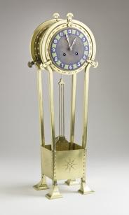 Hendrik Berlage, Becht & Dyserinck, 't Binnenhuis Ltd. (The Interior), Clock, 1903-1913
