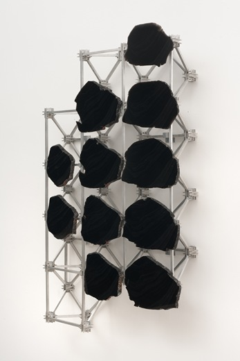 Mark Hagen, To Be Titled (Subtractive and Additive Sculpture #8), 2012, purchased with funds provided by AHAN: Studio Forum, 2012 Art Here and Now purchase