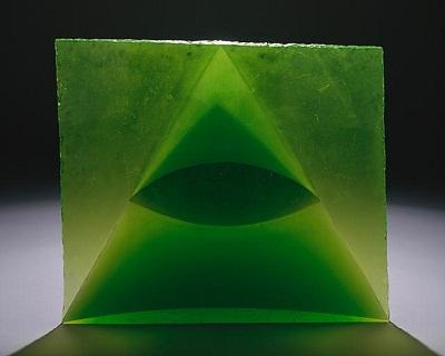 The Green Glass Pyramid Stanislav Libensky