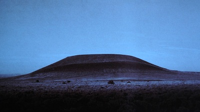 Erin Shirreff, Roden Crater, 2009, purchased with funds provided by Said Saffari and Heidi Wettenhall-Saffari through Contemporary Friends, 2012