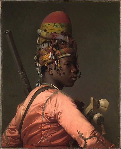 Jean-Léon Gérôme, Bashi-Bazouk, 1868–69, The Metropolitan Museum of Art, gift of Mrs. Charles Wrightsman, 2008, accession number: 2008.547.1