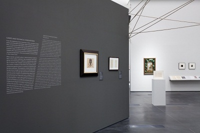 Installation view, In Wonderland: The Surrealist Adventures of Women Artists in Mexico and the United States, January 29-May 6, 2012, Los Angeles County Museum of Art, photo © 2012 Museum Associates/LACMA