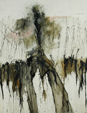 Vladimir Cora, Untitled, 1984, The Bernard and Edith Lewin Collection of Mexican Art