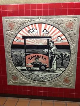 Romero-Tamale Cart
