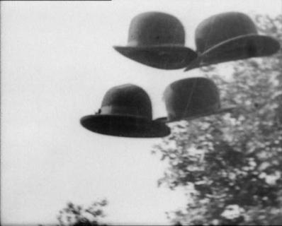 Hans Richter, Vormittagsspuk/Ghosts Before Breakfast, 1928,  © Hans Richter Estate