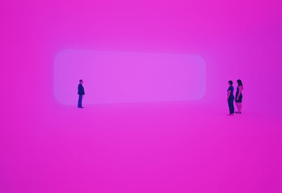 James Turrell, Breathing Light, 2013, Los Angeles County Museum of Art, purchased with funds provided by Kayne Griffin Corcoran and the Kayne Foundation, © James Turrell, Photo © Florian Holzherr