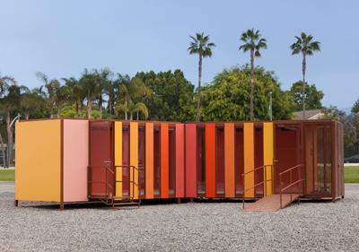 LACMA9 Art + Film Lab, 2013 © Jorge Pardo Sculpture, photo © 2013, Museum Associates/LACMA