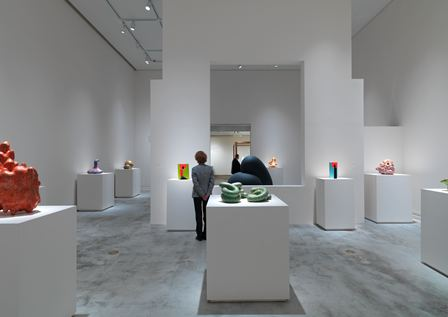 Ken Price Sculpture: A Retrospective, Photo Courtesy The Metropolitan Museum of Art