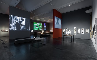 Hans Richter Encounters, LACMA, Resnick Pavilion, Photo © 2013 Museum Associates/LACMA