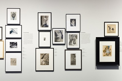 [Image 9] Hans Richter Encounters, LACMA, Resnick Pavilion, Photo © 2013 Museum Associates/LACMA