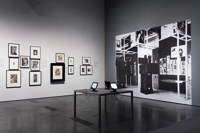 [Image 10] Hans Richter Encounters, LACMA, Resnick Pavilion, Photo © 2013 Museum Associates/LACMA