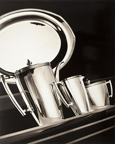 Anton Bruehl, Still Life–)Silver, about 1930, gelatin-silver print, The Marjorie and Leonard Vernon Collection, gift of the Annenberg Foundation, acquired from Carol Vernon and Robert Turbin © 2013 Anton Bruehl Estate, photo © 2013 Museum Associates/LACMA