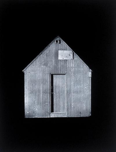 Richard Barnes, Unabomber Cabin Exhibit B, 1998, gelatin silver print, Ralph M. Parsons Fund, AC199.163.2. © Richard Barnes