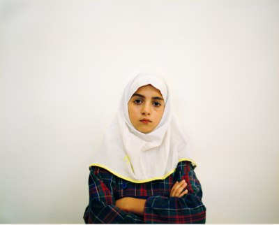 Newsha Tavakolian, Untitled from The Day I Became a Woman series, 2009, purchased with funds provided by the Farhang Foundation, Fine Arts Council, and an anonymous donor, © Newsha Tavakolian