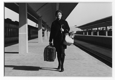 Ángel Corona Villa, film still from Dias de otoño, directed by Robert Gavaldón, 1962, © Gabriel Figueroa Flores Archive