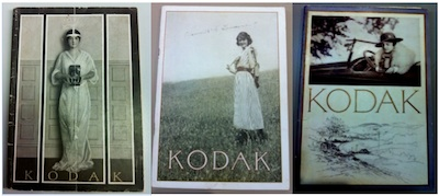 Kodak pamphlets, courtesy Stephen White, Collection II