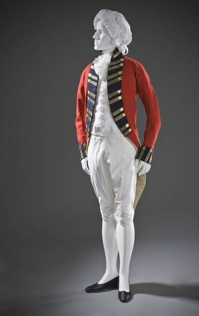 England, Man's Military Uniform Coat, 1799–1800, purchased with funds provided by Michael and Ellen Michelson