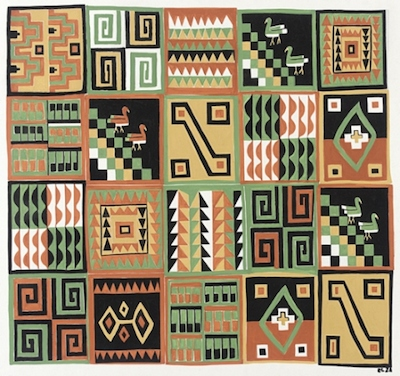 Elza Sunderland, Pampas—Inca, 1948, © Henry Sunderland