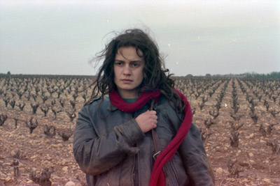 Still from Vagabond (Sans toit ni loi), directed by Agnès Varda, 1985, © Pacific Arts Video