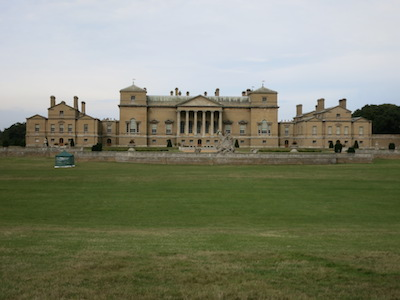 Holkham Hall, Norfolk, United Kingdom