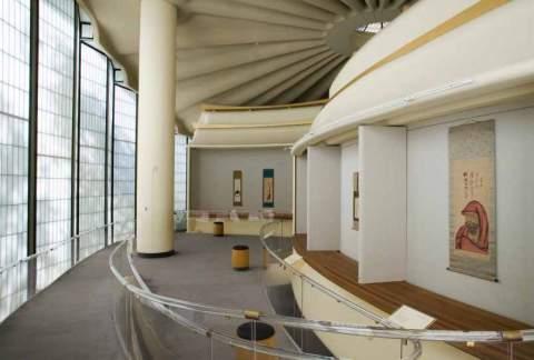 Interior of the Pavilion for Japanese Art, © Museum Associates/LACMA
