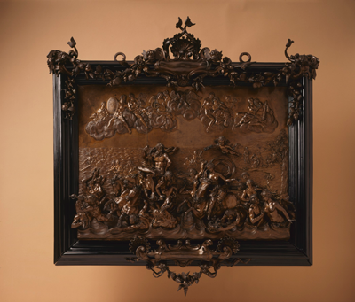 Antonio Montauti, The Triumph of Neptune and Europa, circa 1735–1740, purchased with funds provided by Anna Bing Arnold