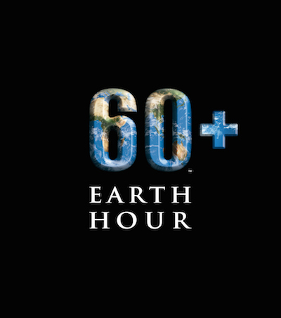 Earth Hour Digital Logo