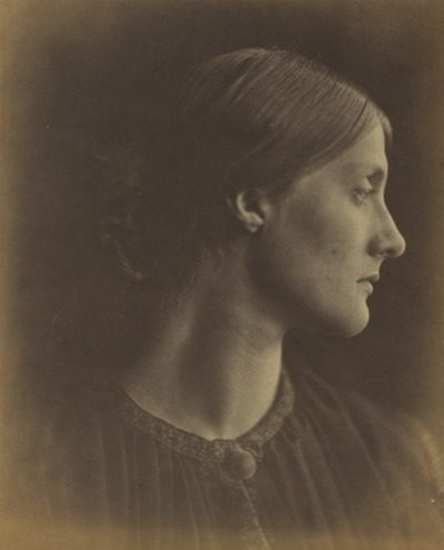 Julia Margaret Cameron,  ENLARGEMY GALLERYCOMMENTTAGSHAREDOWNLOAD IMAGE* * Nearly 20,000 images of artworks the museum believes to be in the public domain are available to download on this site. Other images may be protected by copyright and other intellectual property rights. By using any of these images you agree to LACMA's Terms of Use. Mrs. Herbert Duckworth (née Julia Jackson), c. 1867, the Marjorie and Leonard Vernon Collection, gift of The Annenberg Foundation, acquired from Carol Vernon and Robert Turbin