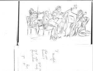 Arsalan Sketch
