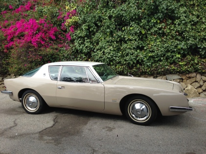 Raymond Loewy, Avanti, 1961, manufactured by Studebaker Corporation in 1963, gift of the 2014 Decorative Arts and Design Acquisition Committee (DA2)