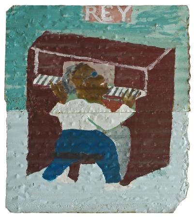 Sam Doyle, Rey, 1970–83, Gordon W. Bailey Collection