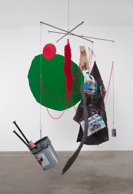 Sterling Ruby, SCALE (4586), 2013, image courtesy the artist